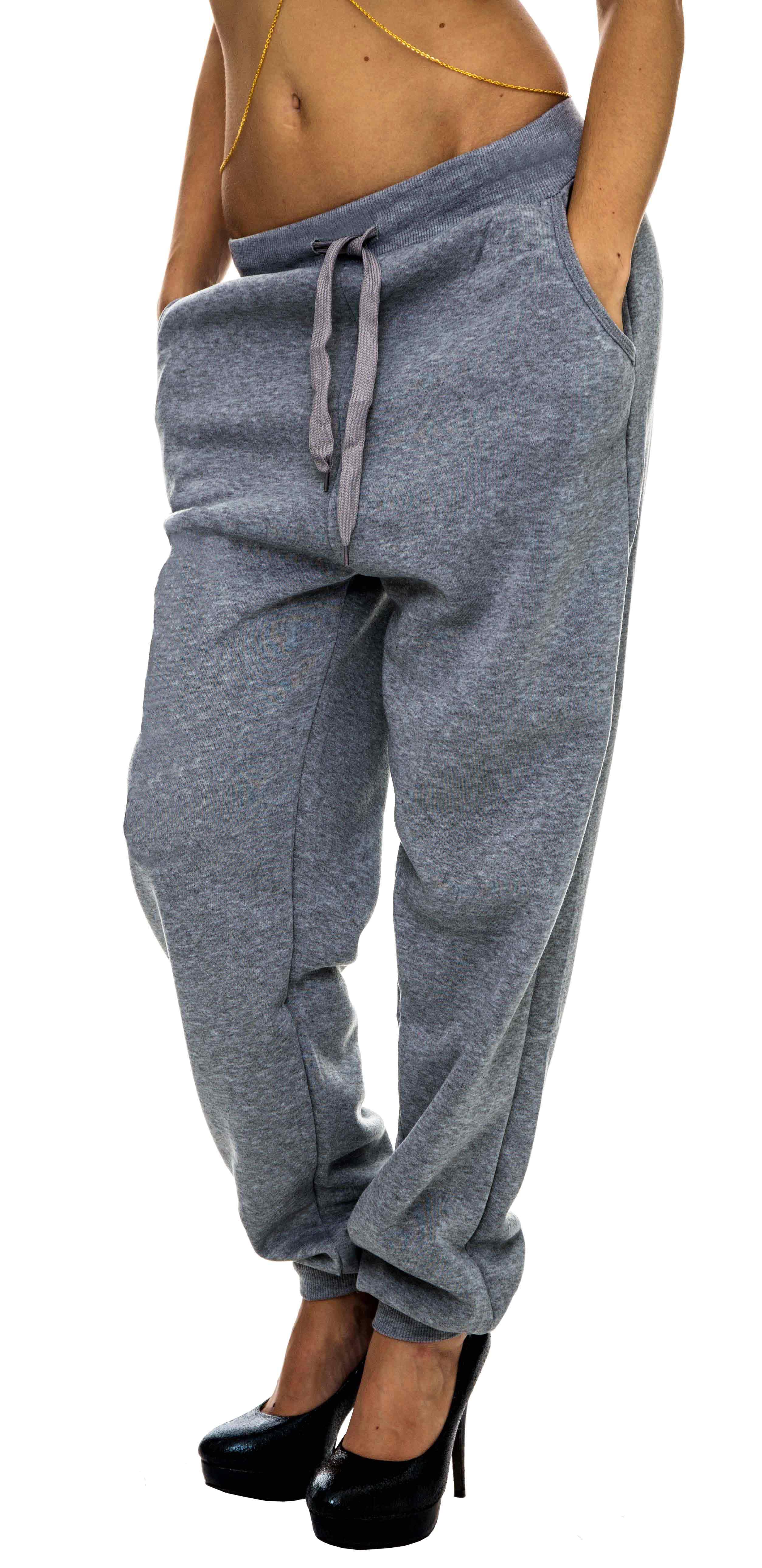 maki damen trainingshose jogginghose sporthose fitness hose sweatpants leggings ebay. Black Bedroom Furniture Sets. Home Design Ideas